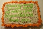 Carrot Cake for the Drunken Hearted
