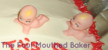 Here's a close up of the creepy cracker babies. DAT ASS!