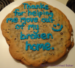 Cookies and Broken Homes