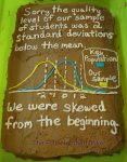 Graphs Belong on Cakes