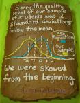 Graphs Belong on Cakes