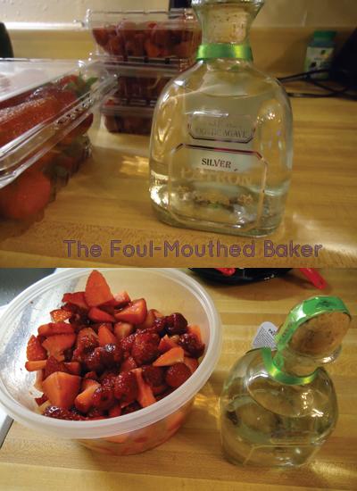 Booze-y berries FTW!