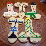 Dicktacular Holiday Cock Cookies